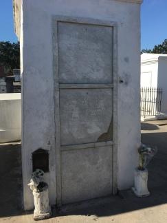 Mari Laveau's Tomb