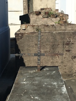 Oldest marked tomb