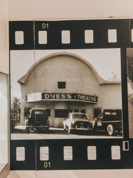 Old Dyess Theatre