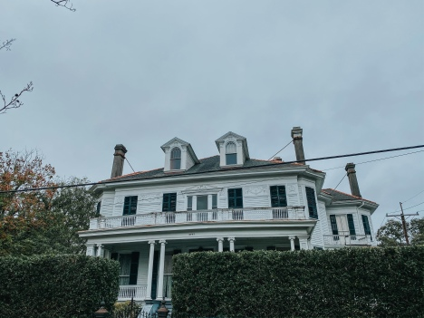 Benjamin Button House