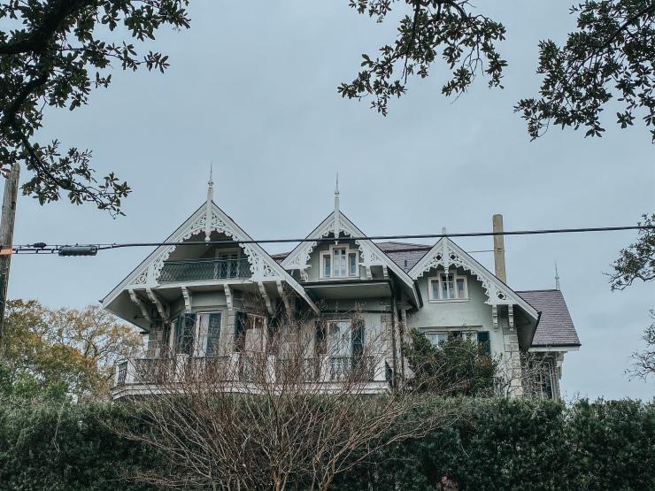 Koch-Mays House owned by Sandra Bullock